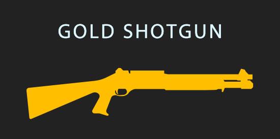 gold-shotgun