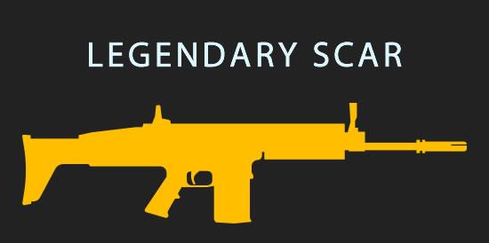 laser tag scar