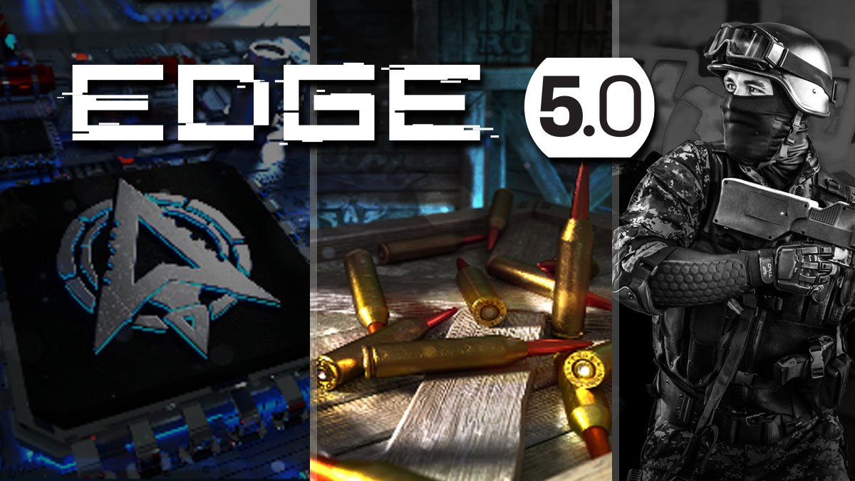 Battle Royale Laser Tag and Leaderboards with EDGE 5.0