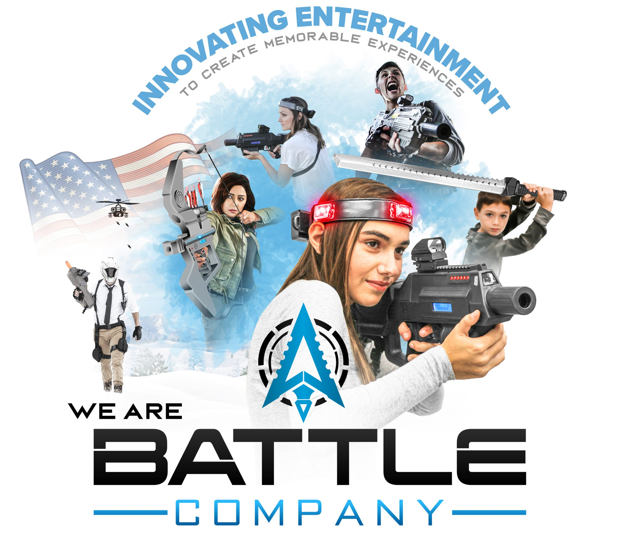 battle company laser tag