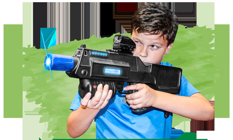 kids laser tag