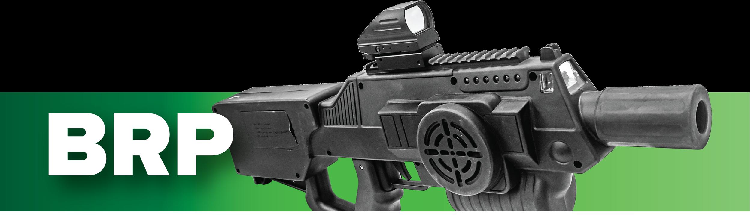 battle rifle laser tag