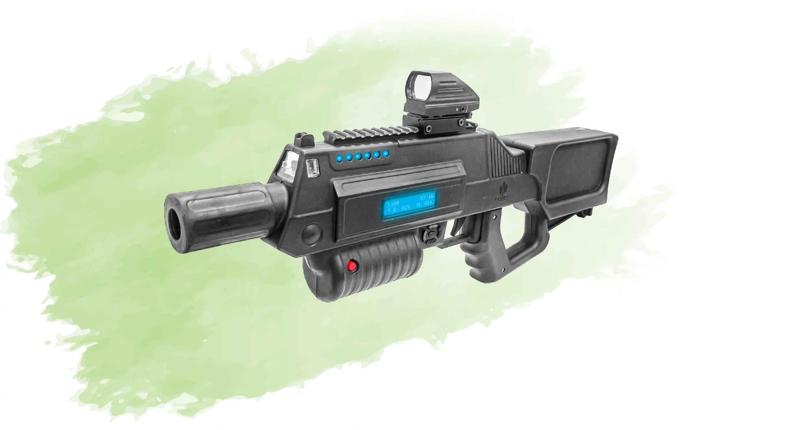 best laser tag system