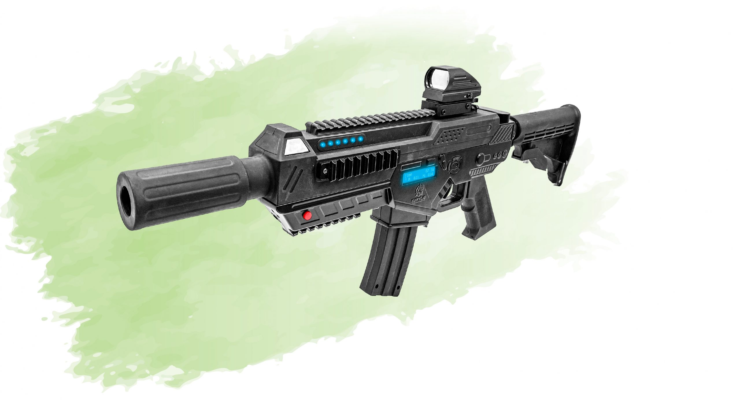 metal laser tag gun