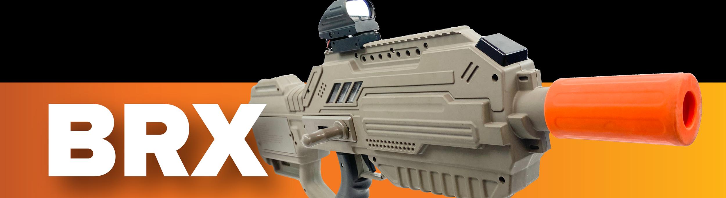 brx laser tag gun